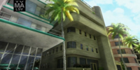 Malory's South Beach apartment