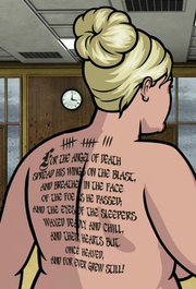 Pam Tattoo