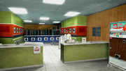 Four Five Six Laundry Interior