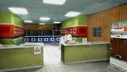 Four Five Six Laundry Interior