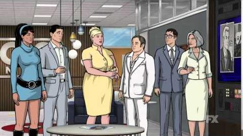 Archer - Proudly Pam