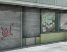 Graffiti Shutters