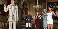 Archer Vice: Palace Intrigue, Part II
