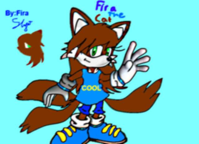 File:Fira the cat by fira.png