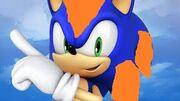 Sonic Nega Singing!