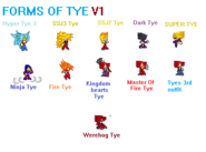 Forms of tye so far v1 by tynic12-d5tyjxq