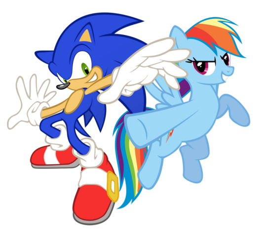 File:Rainbow dash and sonic cross by geogo999-d4pvd4u.png