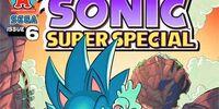 Sonic Super Special Magazine Issue 6