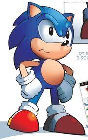 Classic Sonic ATAP