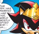 Shadow the Hedgehog (Light Mobius)