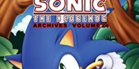 Sonic Archives Volume 24