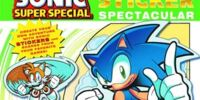 Sonic Super Special Magazine Issue 8