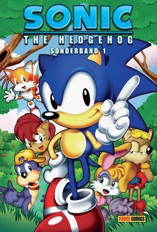 File:Sonic Panini Comics - Sonderband 1.jpg