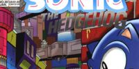 Archie Sonic the Hedgehog Issue 30