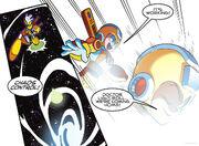 Farewell Mega Man