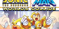 Sonic/Mega Man: Worlds Collide Volume 3