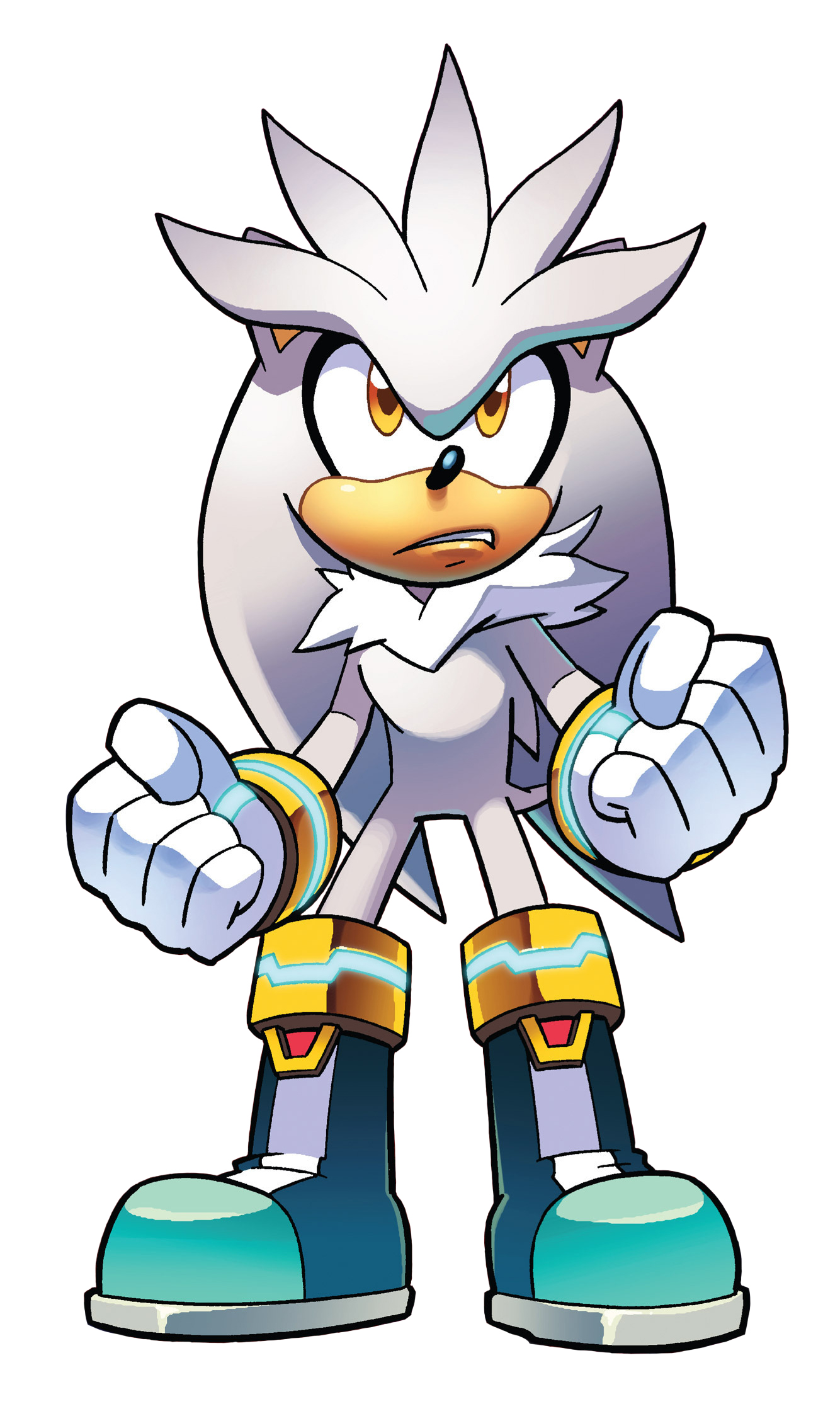 Silver The Hedgehog Mobius Encyclopaedia Fandom