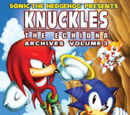 Knuckles Archives Volume 3