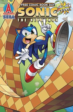 Sonic the Hedgehog FCBD 2011