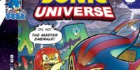 Archie Sonic Universe Issue 69
