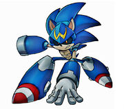 Sonic Man-0