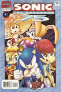 Sonic Issue 75 Cover