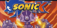 Archie Sonic X Issue 7
