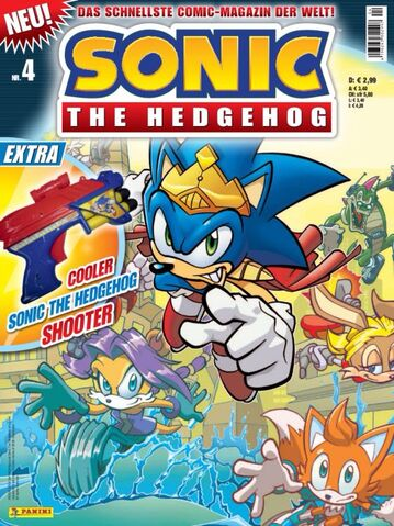 File:Sonic Panini Comics - Comic Magazine 4.jpg