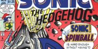 Archie Sonic the Hedgehog Issue 6