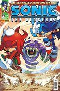 Sonic Panini Comics 9