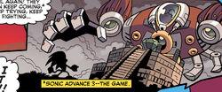 Sonic Advance 3 History