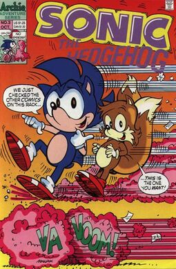 Sonic The hedgehog -3