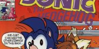 Archie Sonic the Hedgehog Issue 3