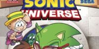 Archie Sonic Universe Issue 31