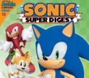 Sonic Super Digest Issue 13