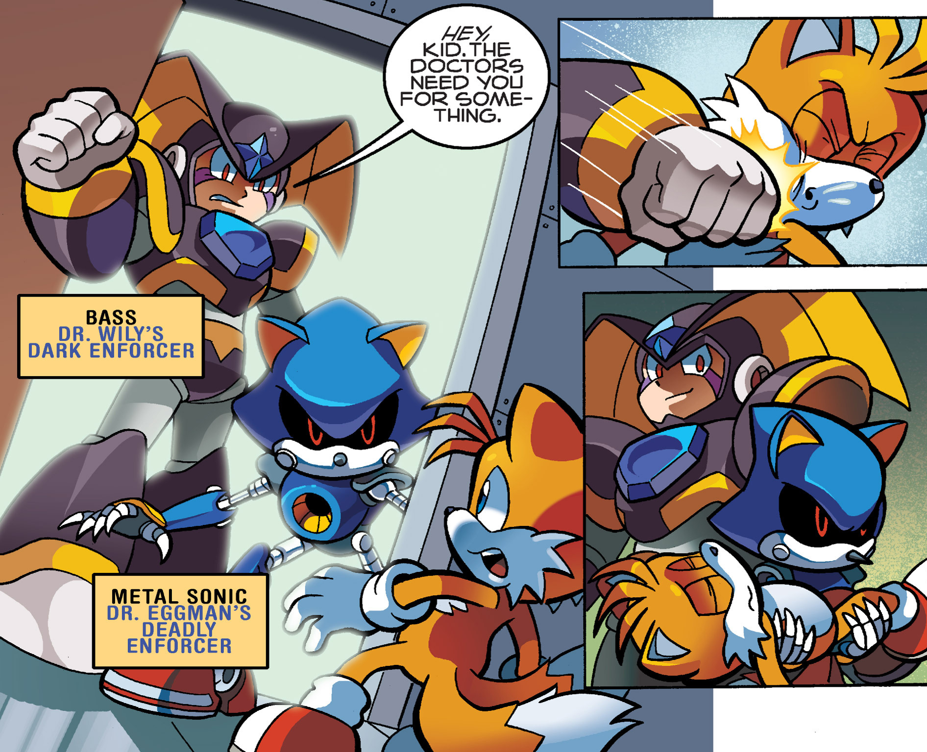Image - Tails Attacked.jpg | Mobius Encyclopaedia | FANDOM ...