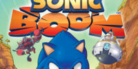 Sonic Boom Graphic Novel Series