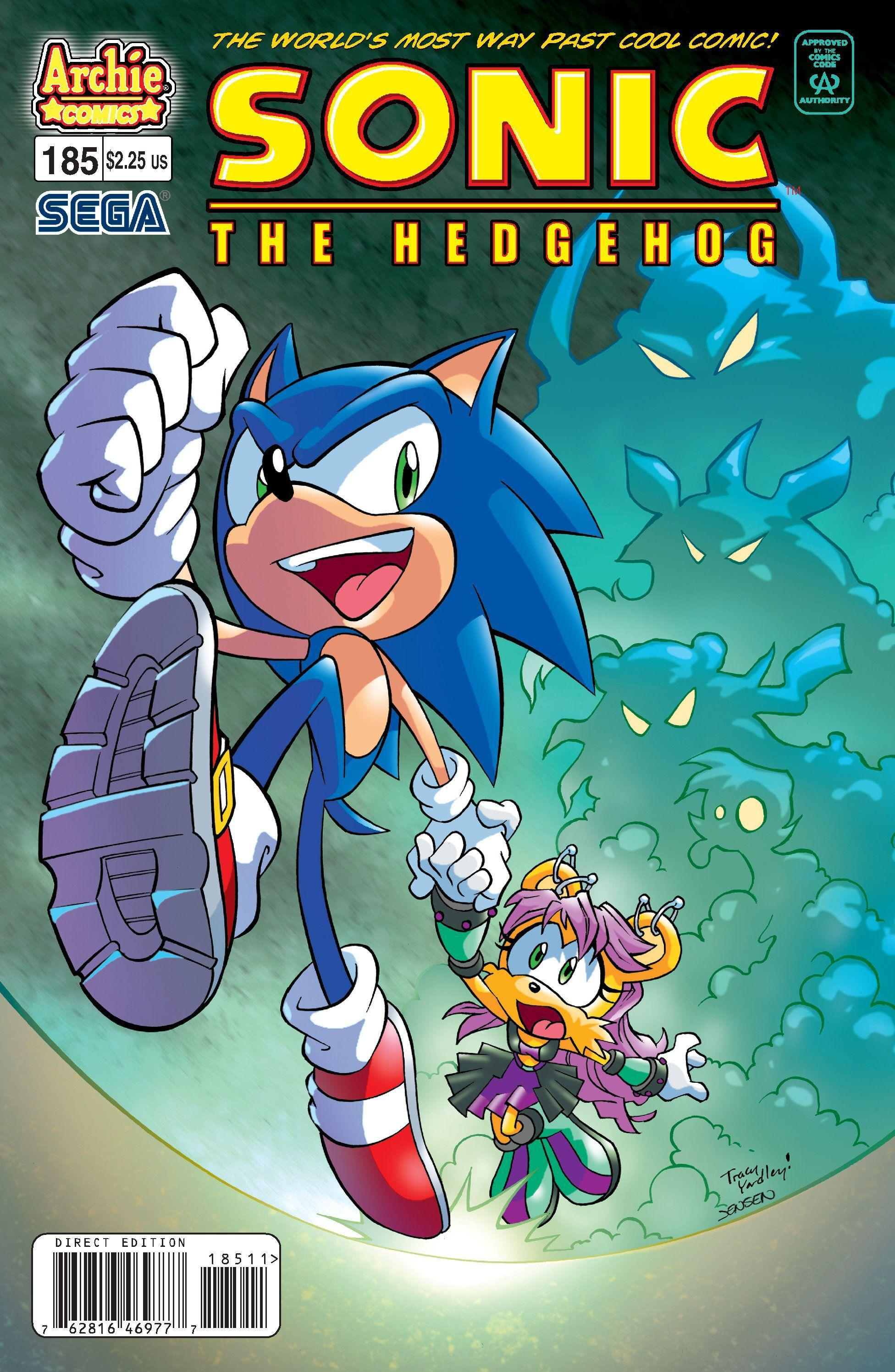 Archie Sonic Universe Issue 8 | Sonic News Network