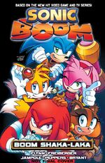 Sonic Boom GN 2