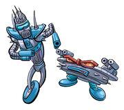 Robo Al and Cal