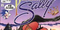 Archie Princess Sally Miniseries Issue 3