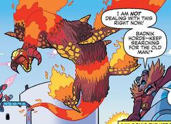 Ifrit Sonic Origins