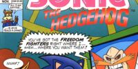 Archie Sonic the Hedgehog Issue 28