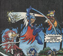 Sonicaman: Chaos Ninja Team