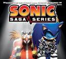 Sonic Saga Series Volume 3
