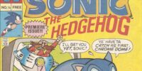 Archie Sonic the Hedgehog Issue 1/4