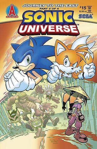 File:Sonic Universe - 15 cver.jpg