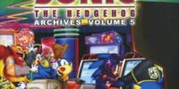 Sonic Archives Volume 5