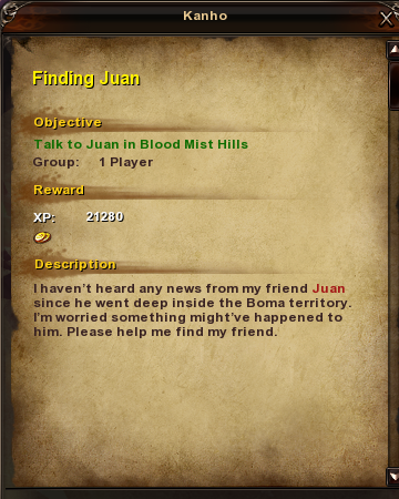 137 Finding Juan