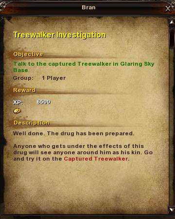 96 Treewalker Investigation